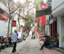 Bán nhà ở ngay, DT 43m x 4T phố Định Công, Hoàng Mai, HN. Giá chỉ 4.1 tỷ