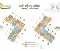 Chính chủ bán căn 2PN Masteri An Phú, view TP, 3.523 tỷ. LH: 0902 995 882