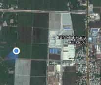 Đất Nền Gía Rẻ Khu Công Nghiệp Minh Hưng 3 - Chơn Thành Bình Phước Chỉ 239tr/nền - LH:0907428445