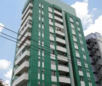 Cho thuê căn hộ Green building (quận 3),3PN,đầy đủ nội thất,125m2, giá thuê 13.5tr.