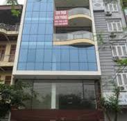 Bán gấp nhà 9 tầng 115m2  đang cho thuê Spa mặt phố Nguyễn Trường Tộ quận Ba Đình