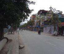 Bán đất mặt phố Kim Giang 70m2, MT 7.5m quá thơm