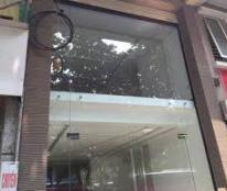Cho thuê nhà DT 62m2, 4 tầng, MT 6m, phố Thái Hà