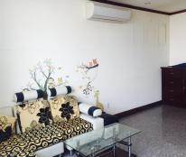 Cho thuê căn hộ Hoàng Anh Gold House, 3 phòng ngủ, 2WC, nội thất đầy đủ, 10 tr/th, LH: 0905851609