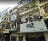 Bán nhà mặt đường phố Triệu Việt Vương, Hai Bà Trưng 150m2 x 8t