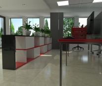Văn phòng cho thuê chuyên nghiệp tại 4 Lê Thanh Nghị 60m2 giá 30tr