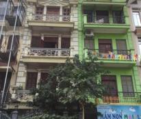Bán gấp nhà 2 mặt tiền 74m2 mặt phố To Nguyễn Thái Học quận Ba Đình giá 28 tỷ