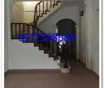 Cho thuê nhà mặt phố 3,5 tầng x 45m2 khu vực Thanh Xuân