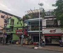 Cho thuê nhà MT đường Hậu Giang, Quận 6, dt:8x15m, 1 trệt 2 lầu.