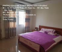 Cho thuê nhà có 5 phòng ngủ khép kín tại khu Hub, trung tâm TP.Bắc Ninh
