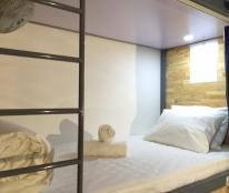 Cho thuê dịch vụ giường tầng Nguyễn Thị Định, chỉ 147 nghìn/ ngày