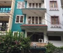 Nha hem Trường Chinh  Phường 13 Tan Binh , DT 68m2(nở hậu) (17x4 ), 4 Tang ,Gia 8,5 Ty