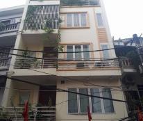 Bán nhà phân lô ngõ ô tô phố Tôn Đức Thắng 56 m2, 5 tầng, MT 6m, 9.2 tỷ