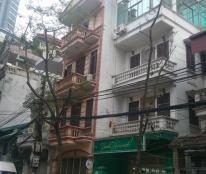 Bán nhà ngõ 62 Trần Thái Tông, diện tích 50m2, xây 7 tầng có thang máy, thiết kế đẹp
