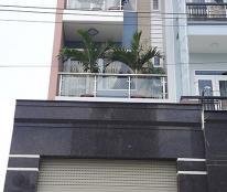 Bán nhà mới 100% mặt tiền Thiên Hộ Dương, P1, Gò Vấp 4X16m, NH 6m, 3 lầu