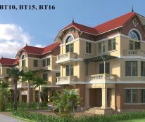 Bán suất đầu tư biệt thự liền kề khu đô thị Phú Lương, hỗ trợ tự xây giá rẻ