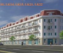 Bán liền kề Phú Lương, Hải Phát, 90m2, tự xây, mặt tiền 7,2m