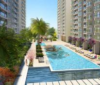Cho thuê gấp CHCC Green Valley, 88 m2, 2PN, lầu cao, view đẹp.