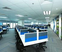 Cho thuê gấp văn phòng đường Hồ Tùng Mậu, S = 40m2, free dịch vụ