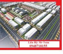 Bán đất dự án liền kề Nam Hải New Horizon giá gốc CĐT chỉ từ 9.8 tr/m2. LH: 0948718155