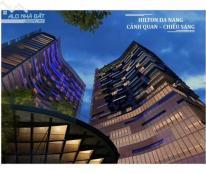 Cho thuê căn hộ chung cư tại Dự án Hilton Bạch Đằng diện tích 45m2 giá 3000 USD/m²