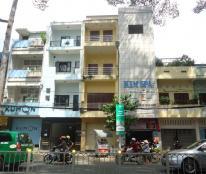 Bán nhà mặt tiền Trần Hưng Đạo, Q5. Trệt 4 lầu. Giá 21 tỷ.