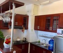 Cần cho thuê căn hộ chung cư Tôn Thất Thuyết Quận 4, DT 63m2, 2pn