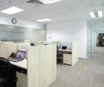Cho thuê văn phòng ở phố Linh Lang
