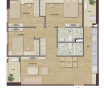 Bán căn góc 1008 – dt 90,4m2 tòa H2 chung cư HUD3 Nguyễn Đức Cảnh.