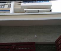 Bán nhà mặt tiền Trung Lang, P12, Tân Bình 160m2 (4X32m nở hậu 7.8m) 3 lầu