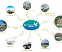 Nhà ở xã hội Eurowindow River Park, chân cầu Đông Trù, Đông Hội, Đông Anh, Hà Nội