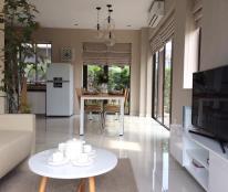 Cho thuê biệt thự Phú Gia 350m2, 3PN, nhà đẹp, nội thất sang trọng giá 40triệu.