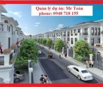 Bán đất dự án liền kề Nam Hải New Horizon giá gốc CĐT chỉ từ 9.8 tr/m2. LH: 0948 718 155
