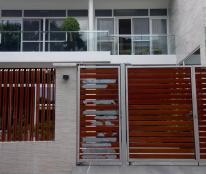 Cần cho thuê biệt thự mới sơn sửa lại, PMH, Q7, sàn gỗ, nội thất cao cấp có thể vào ở liền