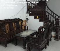 Cho thuê nhà 4 tầng, 5 phòng không đồ tại Hồ Ngọc Lân, TP.Bắc Ni