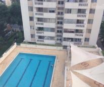 Cho thuê căn hộ cao cấp Mỹ Khánh 4, DT 118m2, nội thất đầy đủ, 3PN, 2WC, lầu cao, giá 18 tr/th
