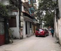 Bán nhà phân lô ngõ 381 Nguyễn Khang 75m2, 4 tầng, 7.5 tỷ có gara 7 chỗ