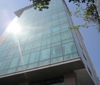 Bán gấp tòa nhà văn phòng 8 tầng mặt phố  Vũ Phạm Hàm.diện tích 110m2 giá 38 Tỷ