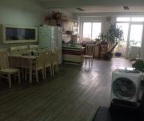 Cần cho thuê căn hộ Contresxim, 12 Tôn Đản, Q.4,  2PN, 90m2, nhà trống, giá 12tr/th. LH: 0907400840