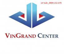 Cần bán gấp nhà MT Nguyễn Hữu Cầu, P. Tân Định, Q. 1. DT: 14x23m, gía 110 tỷ TL