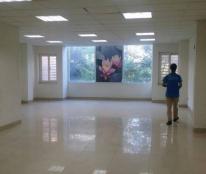 Cho thuê văn phòng đường Trần Thái Tông, Cầu Giấy, Hà Nội. DT: 125m2. MT: 7.5m. LH: 0967 541 501