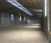 Cho thuê kho xưởng từ 650m2 đến 2000 m2 tại Nguyên Khê, Đông Anh
