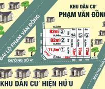 Bán gấp lô đất nên có thể tách thửa đường Phạm Văn Đồng Linh Xuân Thủ Đức
