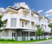 Cần bán gấp nhà phố 1 trệt, 2 lầu, khu Melosa, Quận 9, hướng Bắc, giá 4.430 tỷ, DT 6x18m