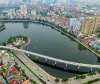 Tòa nhà văn phòng mặt phố Võ Văn Dũng, DT 260m2, 10 tầng, MT 10m, giá 100 tỷ, kinh doanh, cho thuê văn phòng