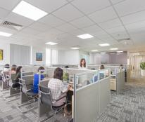 Cho thuê văn phòng tại Chùa Láng 50 m2, giá 7,5 triệu/tháng