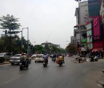 Mặt phố đường đôi Kim Mã, Ba Đình, 45m2, 3 tầng, mặt tiền 3.5m, vỉa hè 5m, KD siêu đỉnh