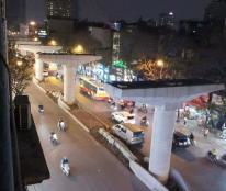 Bán nhà mặt phố Xuân Thủy, Cầu Giấy 11.3 tỷ 4 tầng 39m2 vỉa hè rộng, kd đỉnh