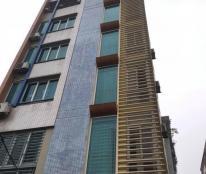 Khách sạn mini MP mới Thuỵ Khuê, KD, lô góc, phân lô ô tô tránh, vỉa hè 60m2, 6 tầng, giá 11,3 tỷ