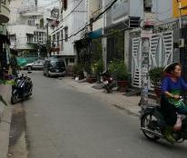 Bán nhà HXH 6M Trần Huy Liệu, Q3. DT: 85m2,giá 11tỷ.